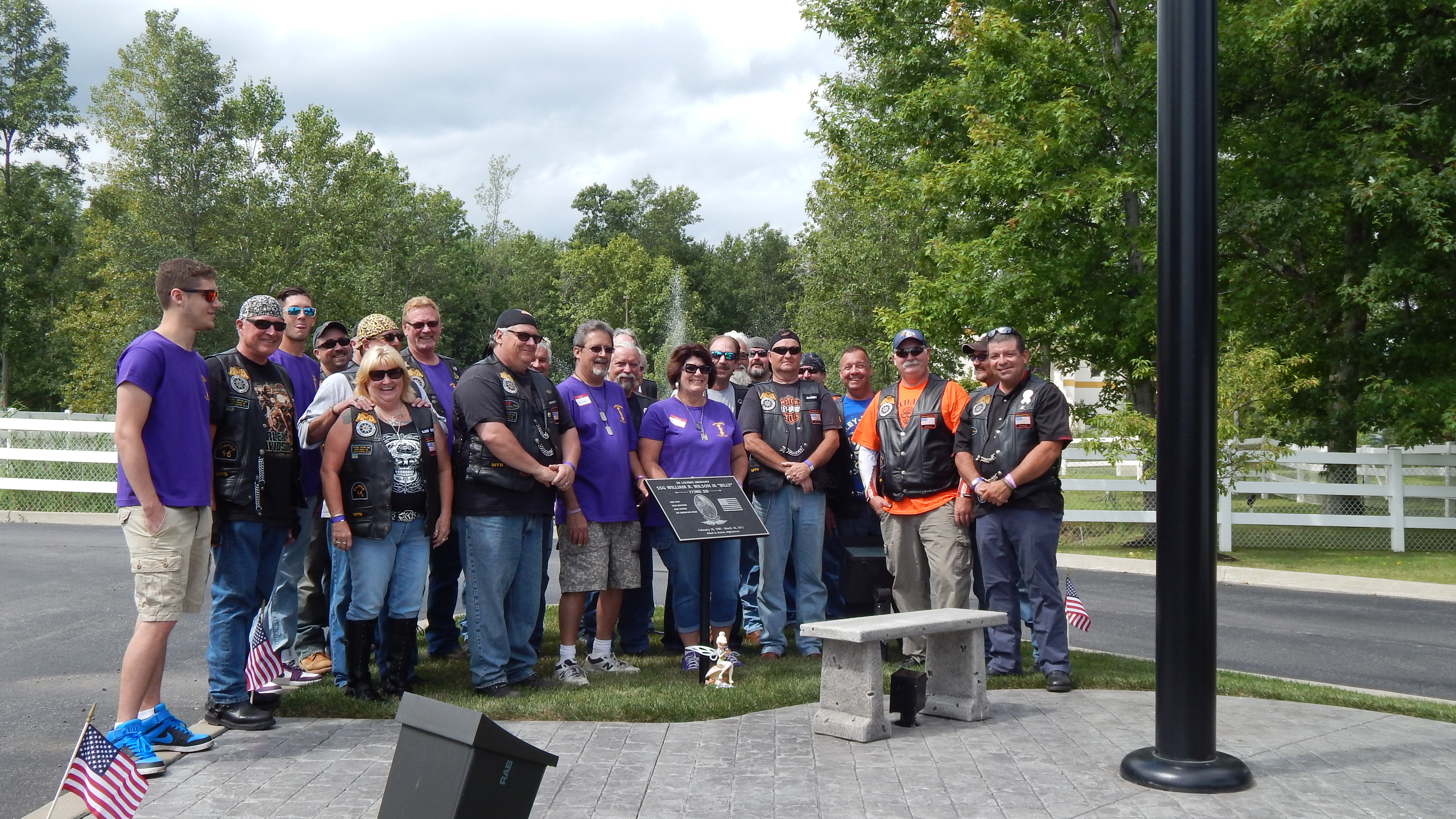 The Wilson Family & the Teamster Family